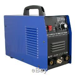 3 in 1 CT312 TIG/MMA/CUT Air Plasma Cutter Welder Welding Torch Machine 60Hz AC