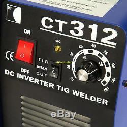 3in1 Multi TIG MMA Air Plasma Cutter Cutting Welder Welding Machine & Torch