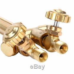 3pcs Victor Type Heavy Duty Oxygen/Acetylene Cutting, Welding Torch Tool Kit NEW