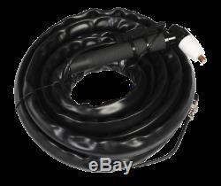 50a Igbt Air Plasma Cutter & Pt31 Torch & New Digital Plasma Cutting Machine