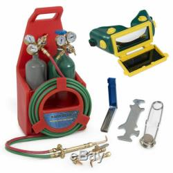 ARKSEN Portable Victor Type Welding & Cutting Torch Kit