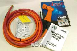 Arcair 14-050-127 Arc Water II Underwater Cutting Welding Torch + cord EBK9-A14