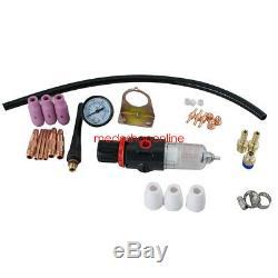 Best CT312 TIG/MMA/Cut 3IN1 Air Plasma Cutter Welder Welding Machine&Torches FDA