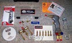 Brand New Cobra Dhc-2000 Welding / Cutting Torch Standard Kit / Tig / Plasma
