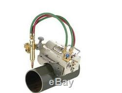Brand New Magnetic Tunnel Pipe Torch Gas Cutting Machine Cutter CG2-11