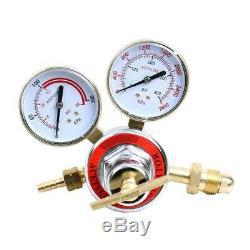 Brand New Welding Gas Welder Acetylene Regulator for Torch Cutting Kits CGA510