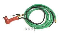 Broco BR-22 Cutting Torch with Parker 7121 Welding Hose