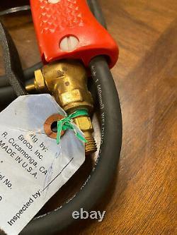 Broco BR-22 Underwater Industrial Cutting Torch Welding Electrode Holder