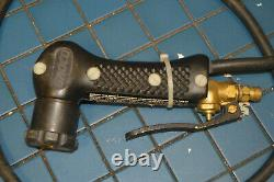 Broco Rankin Prime Cut Torch Head PC/L-14 with Welding Cable & Lenco LDP-50 Plug