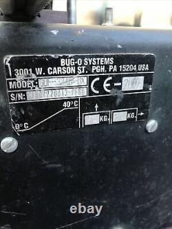 Bug-O Systems Go-Fer III GOF-3240-OX Torch Welding Cutting Machine