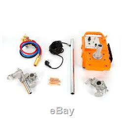 CG1-30 Gas Cutter Cutting Machine Torch Track Burner With Acetylene Nozzle 110V