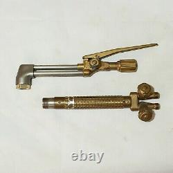 CONCOA Cutting Torch Set 4890 Attachment & Welding Handle Airco Corn Cob