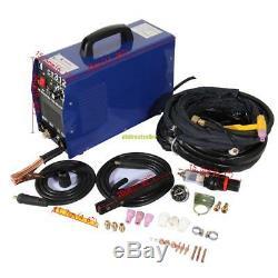 CT312 3 In 1 MMA / TGI Air Plasma Cutter Welder Cutting Welding Machine &Torch