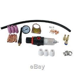 CT312 TIG/MMA/Cut Air Plasma Cutter Welder Welding Machine&Torches USA Seller CE