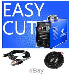 CUT-50 DIGITAL Air Plasma Cutter machine 110/220V & PT31 CUTTING TORCH 50A Hot