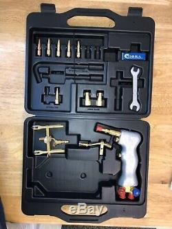 Cobra DHC 2000 Welding and Cutting Torch + DVD + Instruction Manual