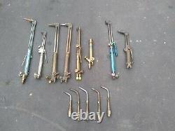Cutting Welding Torch Lot