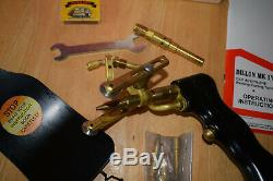 Dillon MK IV Henrob 2000 Oxy Acetylene Welding Cutting Torch Cobra DHC USA