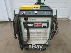 ESAB L-TEC PCM-100 Plasma Cutter Cutting Torch System +++ Extras