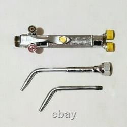 EUTECTIC AUTO FLAME Automatic Welding Brazing Cutting Torch Handle & P3 & P5 Tip