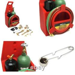 Forney 1753 Tote A Torch Light/Medium Duty, Torch Cutting and Welding Portable K