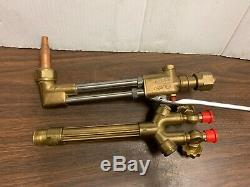 GENUINE VICTOR Cutting Welding Torch Set CA2460 Attachment 315FC