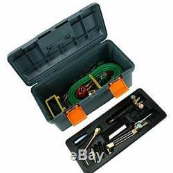 Gas Welding & Cutting Torch Set 250 System Victor Type Oxygen Acetylene Welder