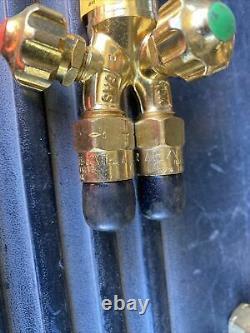 Genuine Harris Steelworker Acetylene Cutting Welding Torch Model 72-3
