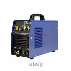Good CT312 TIG/MMA/Cut 3IN1 Air Plasma Cutter Welder Welding Machine&Torches FDA
