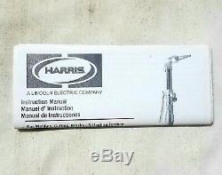 HARRIS Cutting Welding Torch Set 36-2 Cutting Attachment Head 19-2 Handle