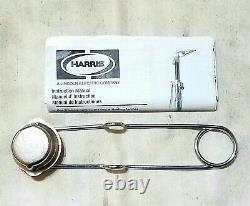 HARRIS Cutting Welding Torch Set 71-3 Attachment 16 Handle 6290-2 Tip