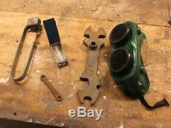 HARRIS Welding Set Regulators 73 Handle 43 Welding Torch 63-2 Cutting Head