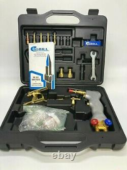 HENROB DHC COBRA CUTTING WELDING TORCH SYSTEM Great Condition L@@K