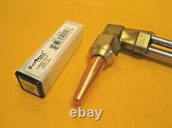 Harris 16 &19-2 Cutting Welding Brazing Heating Torches Oxy Acetylene