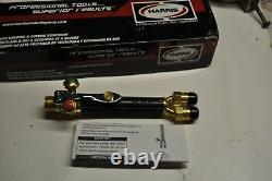 Harris 50-10 Automatic Medium Duty Welding Cutting Brazing Torch Handle 1401590