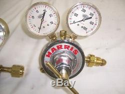 Harris Gas Welding and Cutting Torch Outfit