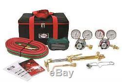 Harris HHD Heavy Duty Ironworker 510 Oxy Acetylene Cutting Torch Kit 4400367