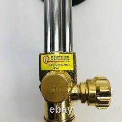 Harris Steelworker Oxy Acetylene Cutting Welding Torch 8f41