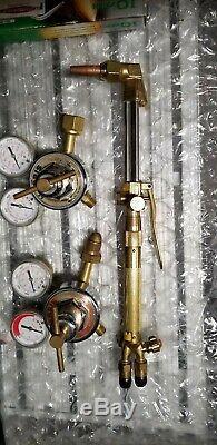 Harris Welding Equipment/ New Cutting Torch, Regulators