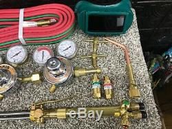 Harris Welding and Cutting Torch Kit