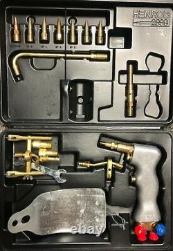 Henrob 2000, AKA Cobra and Detroit Torch DHC2000, Welding and Cutting System Kit