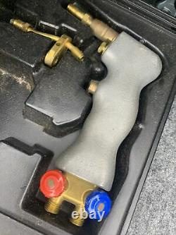 Henrob 2000 Cutting Welding Torch System Set With Case USA