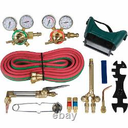 Hobart Toughcut Med-Duty Cutting and Welding Torch Outfit Acetylene/Propane