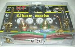 KT Industries 31-5000 Medium Duty Oxy-Acetylene Cutting Welding Torch Outfit