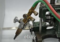 Koike Aronson Auto-Picle-S Portable Pipe Cutting Machine Pipe Torch Gas Welding