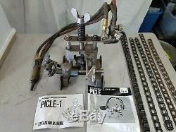 Koike Sanso Picle-1 Portable Pipe Cutting Machine Torch Gas Welding 81A Aronson