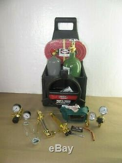Lincoln Electric Port-a-torch Portable Kit KH990 Cutting Welding Brazing