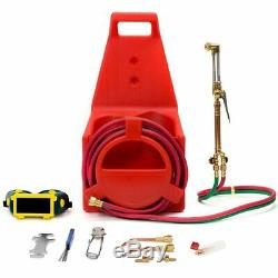 Lotus Analin Professional Tote Oxygen Acetylene Oxy Welding Cutting Torch Kit Wi