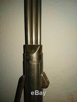 MILLER-SMITH EQUIPMENT SC360 Cutting Torch, Cuts 12 In, 180 deg, 36 In L