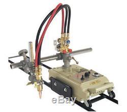 Magnetic Tunnel Pipe Torch Track Burner CG1 Gas Cutting Machine Cutter 110V/220V